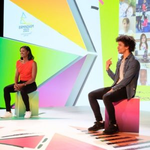 Children invited to design the official mascot for the next Commonwealth Games