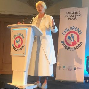 Emma Thompson And Young People Call On Government To Act On Child Food Insecurity
