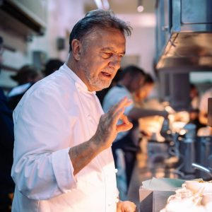 Michelin Star Chef on a Sustainable Food Mission – Live Virtual Event with Raymond Blanc, OBE