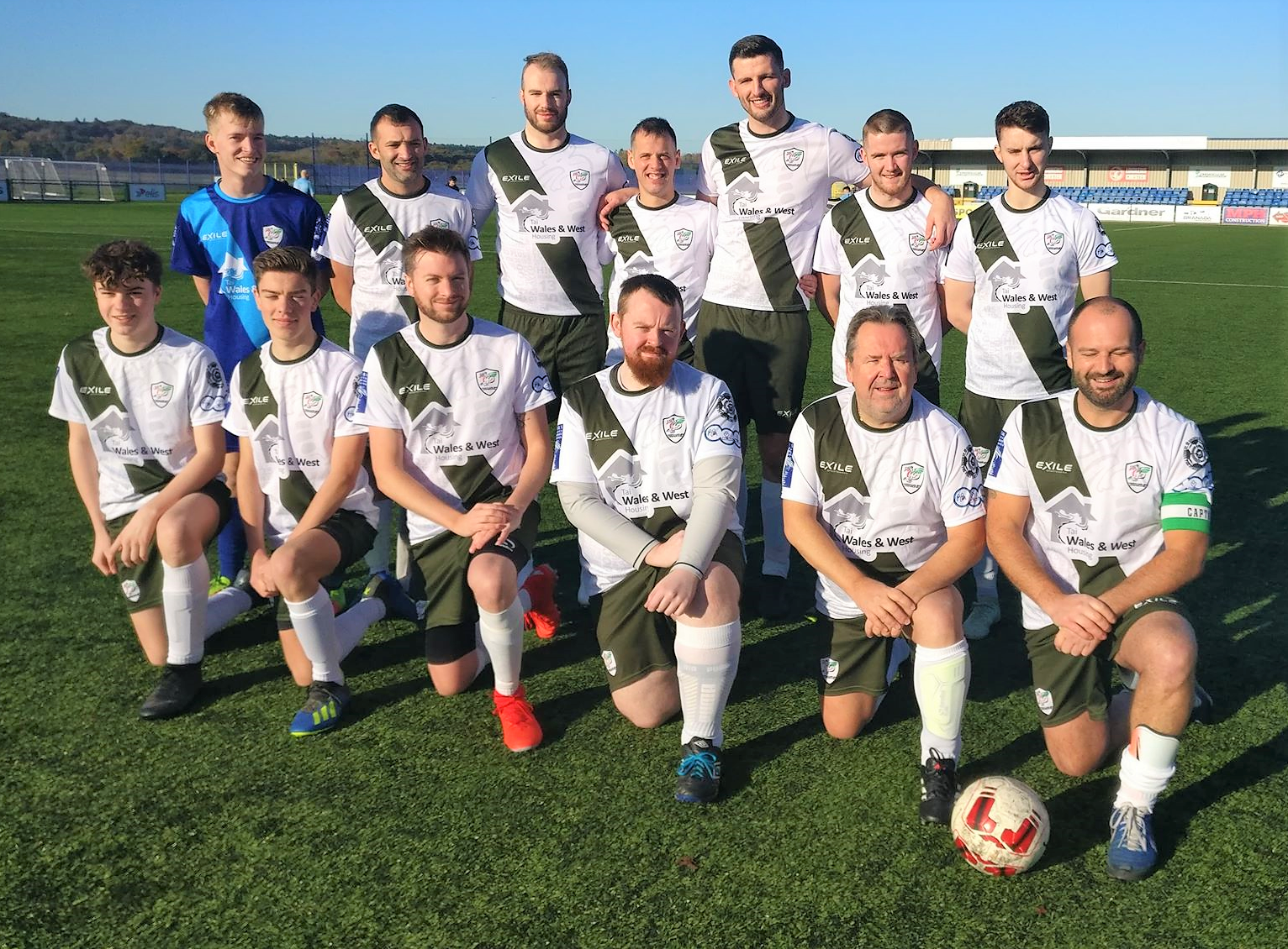 Football club celebrates 10 years of fundraising success with African prison partnership