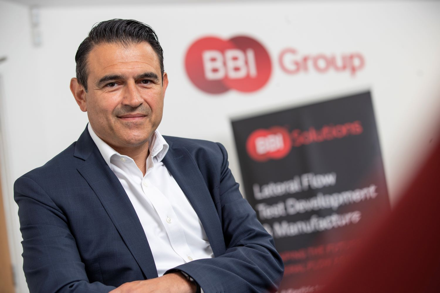 BBI Solutions Confirms UK Government contract for UK-Rapid Test Consortium