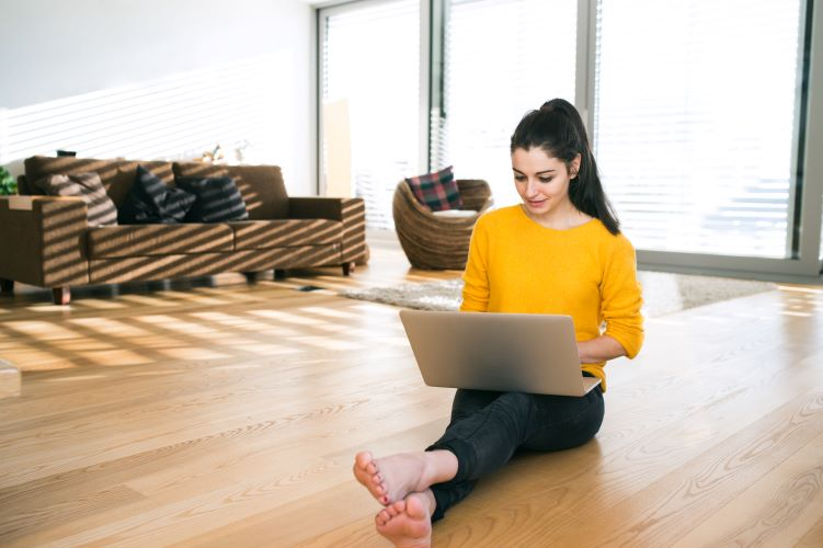 Revealed; 44% Welsh workers still happy to work from home
