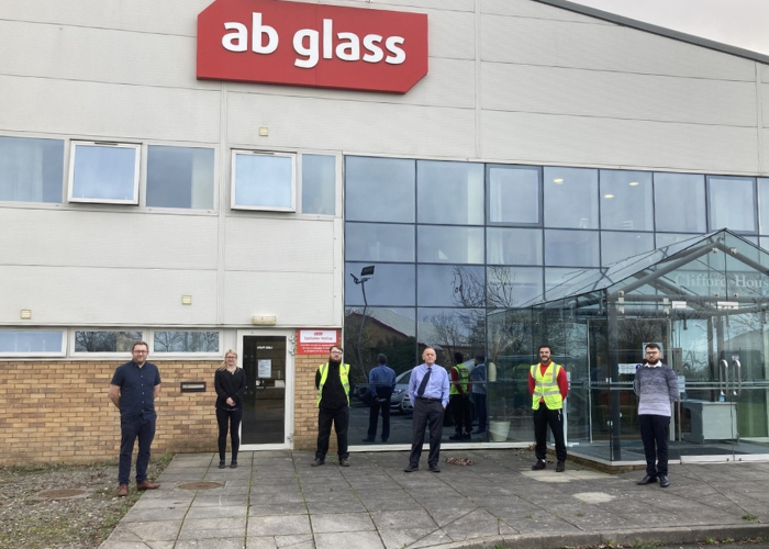AB Glass creates new jobs on the back of post-lockdown boom