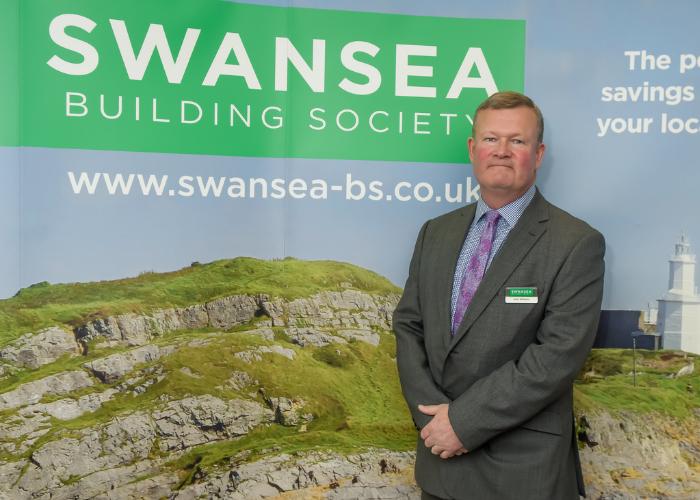 Swansea Building Society celebrates online success story