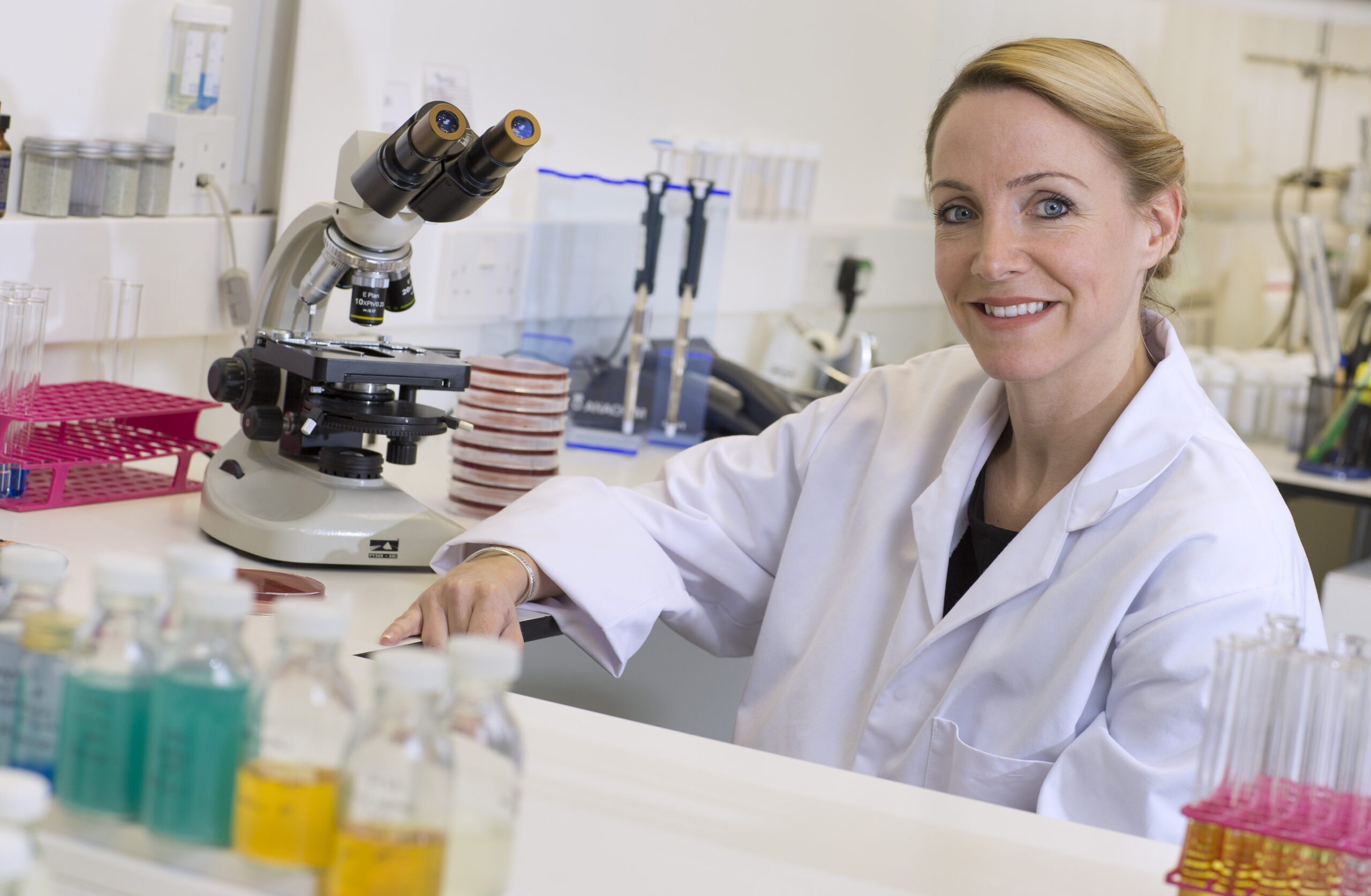 Double the success for Genesis Biosciences at the inaugural Wales STEM Awards
