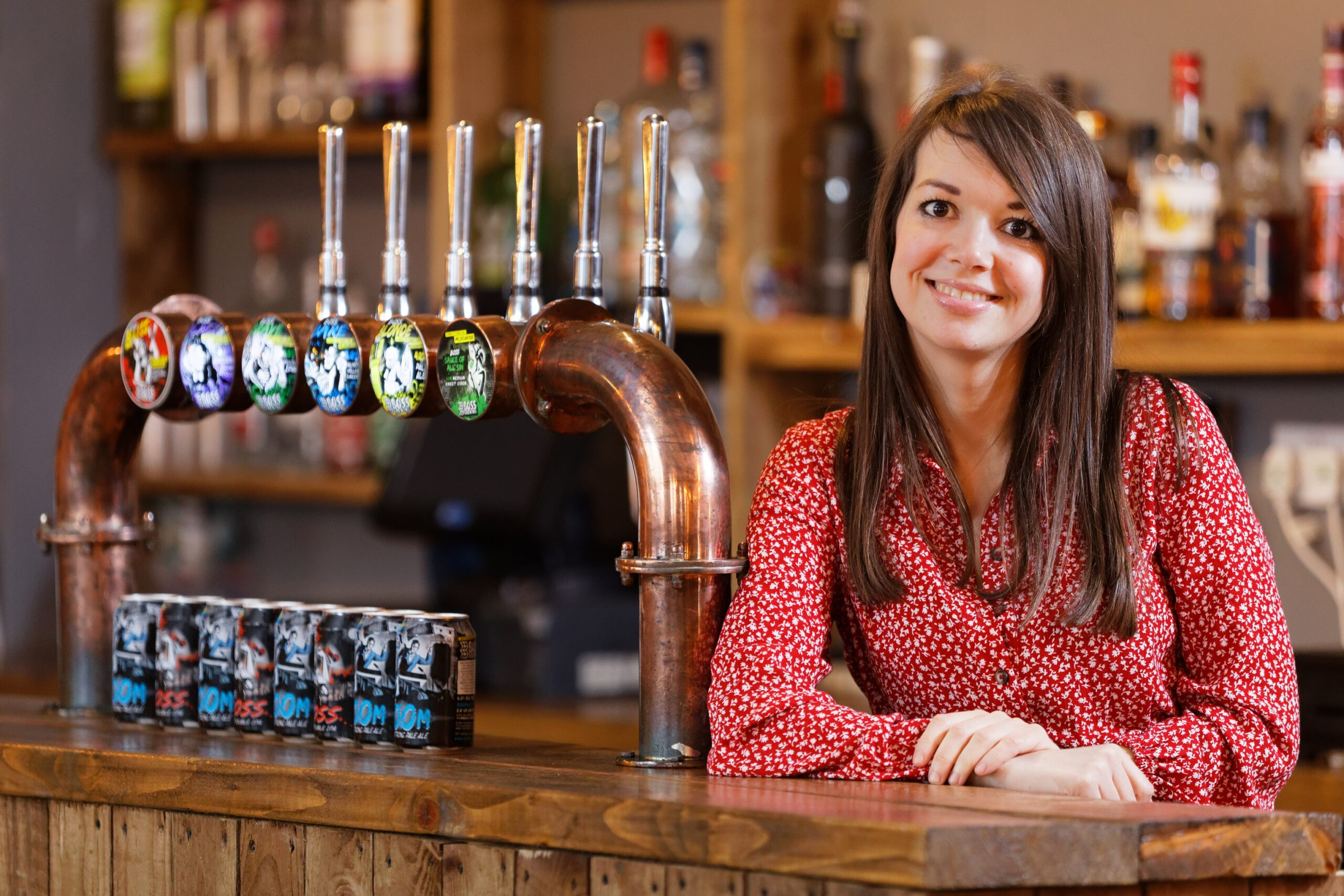 Boss Brewing owner rated as one of the UK's top mumpreneurs