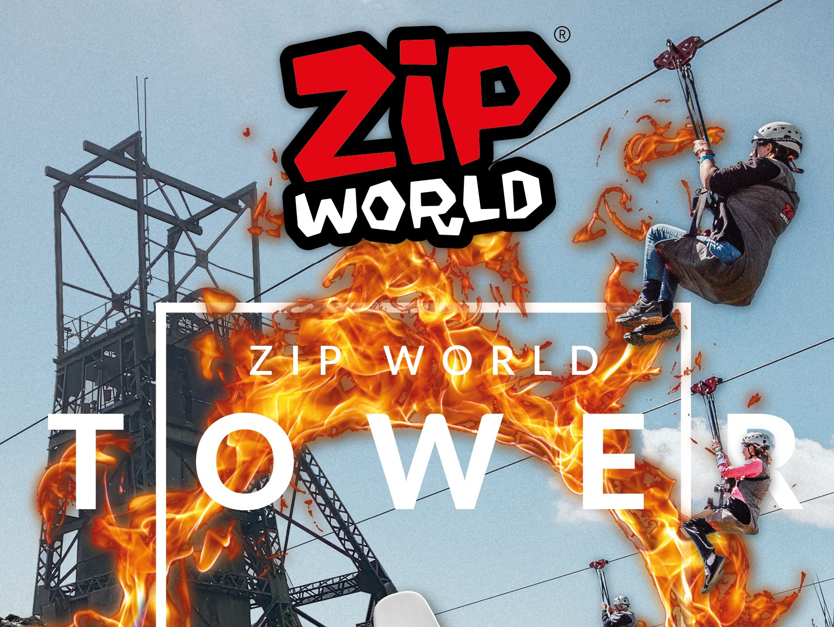 £4.4 Million Investment Awarded to Zip World for CCT Tower Colliery Site