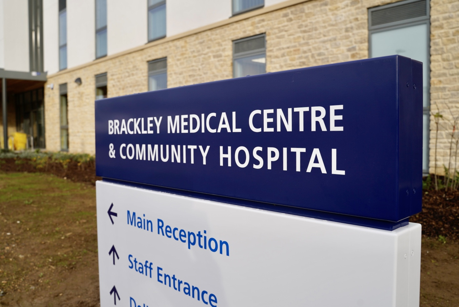 Nurses Wanted:  Northamptonshire NHS seeks six Band 5 nurses for a new community hospital that opened in Brackley in October 2020