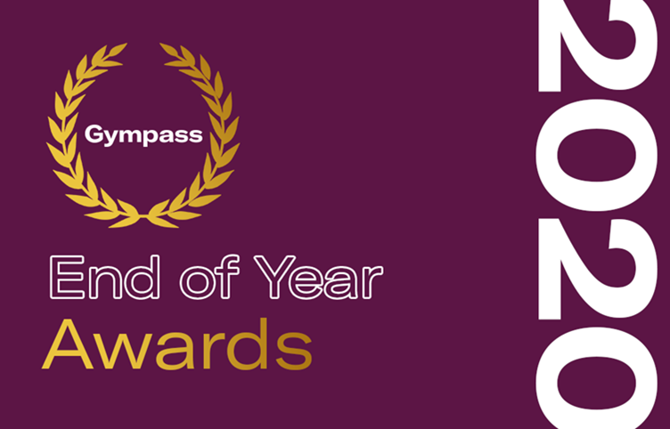 Gympass launches 2020 End of Year Awards to celebrate its community success