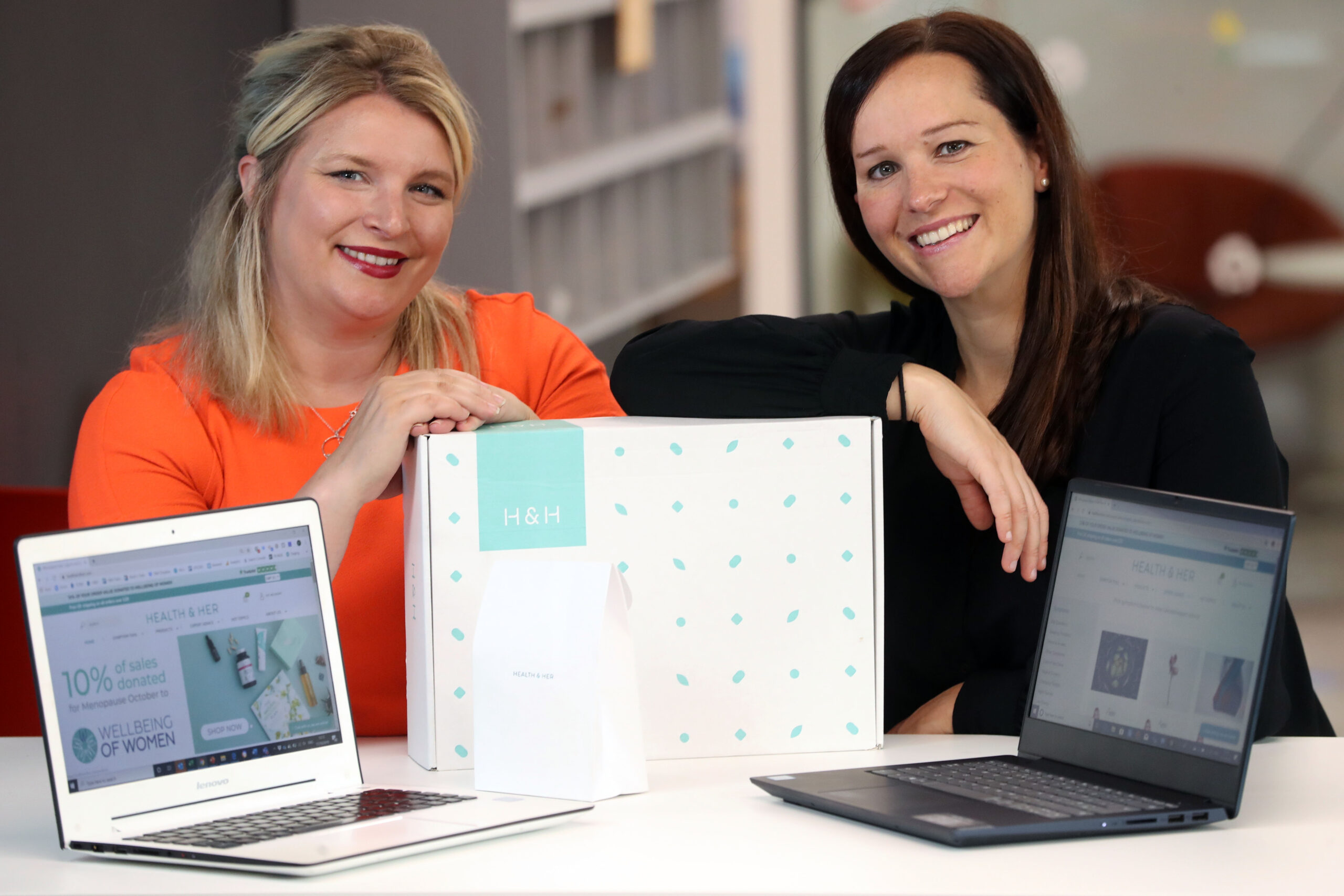 Cardiff health-tech company is changing women's lives forever with six-figure follow-on investment by the Development Bank of Wales