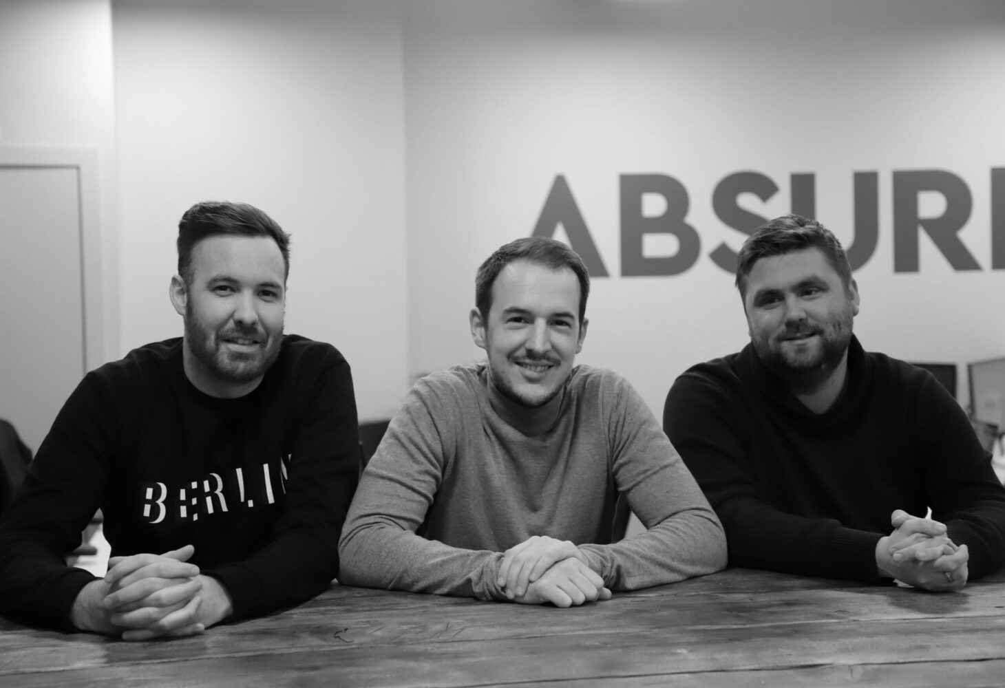 Absurd grows team following hat-trick of client wins