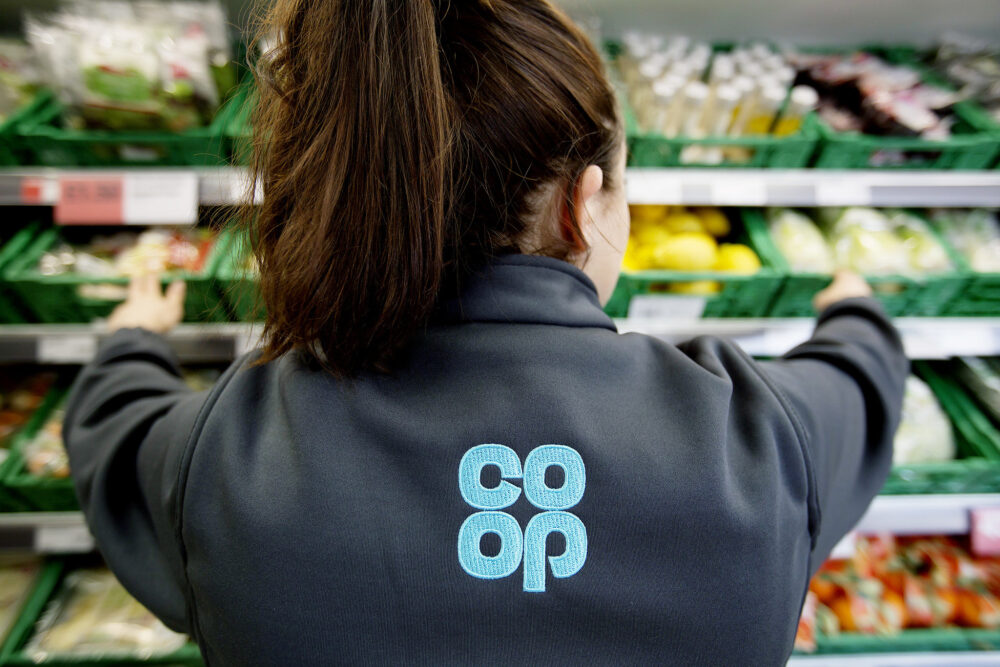 Co-op continues to focus on colleague wellbeing with Gympass partnership