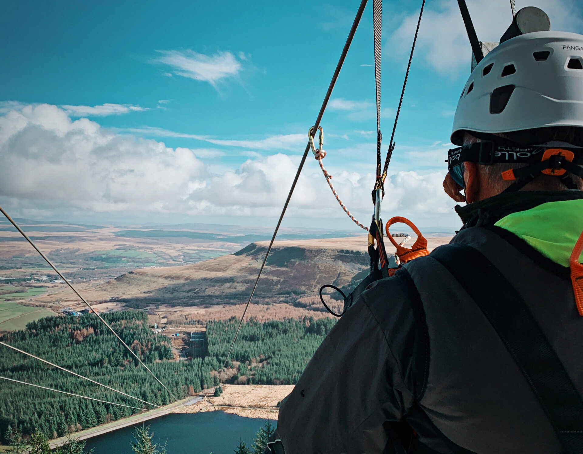 Major boost for South Wales tourism economy this Spring as old meets new at Zip World Tower