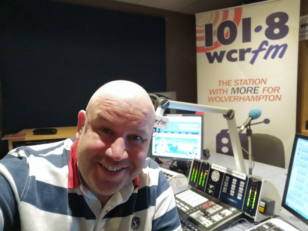 Radio is not a job – it's a way of life: Dicky Dodd shares his career highlights in podcast