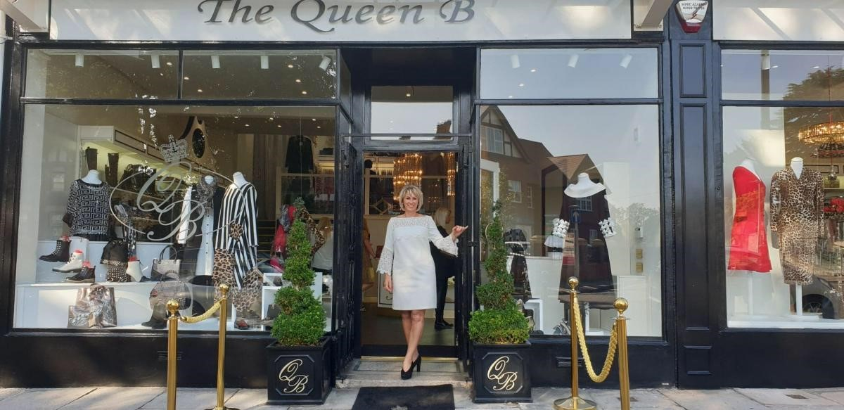 The Queen B donates 10 days of hospice care to local charity