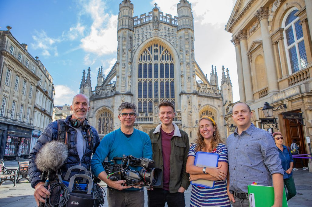 Bower films re-launches as octopus Films