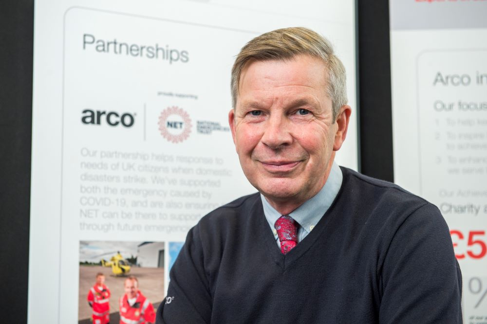 Safety Expert Arco Donates £64k to Support Local Community Organisations and Charities
