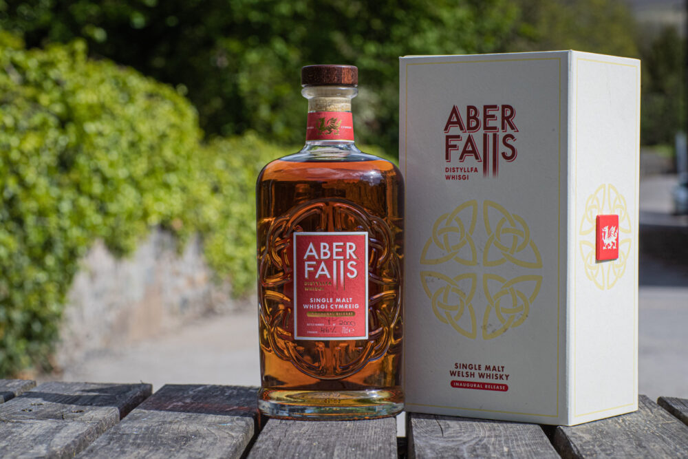Aber Falls Releases it's Inaugural 'Spirit of North Wales' Whisky