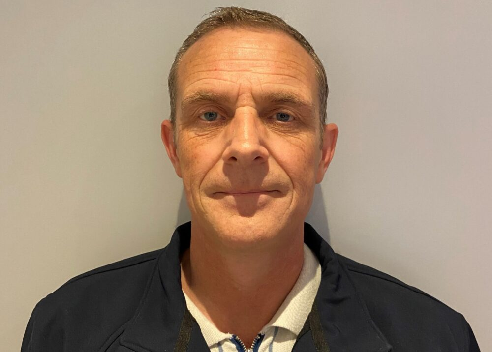 DEAN LEONARD JOINS VISIONTRACK AS TECHNICAL SERVICES MANAGER