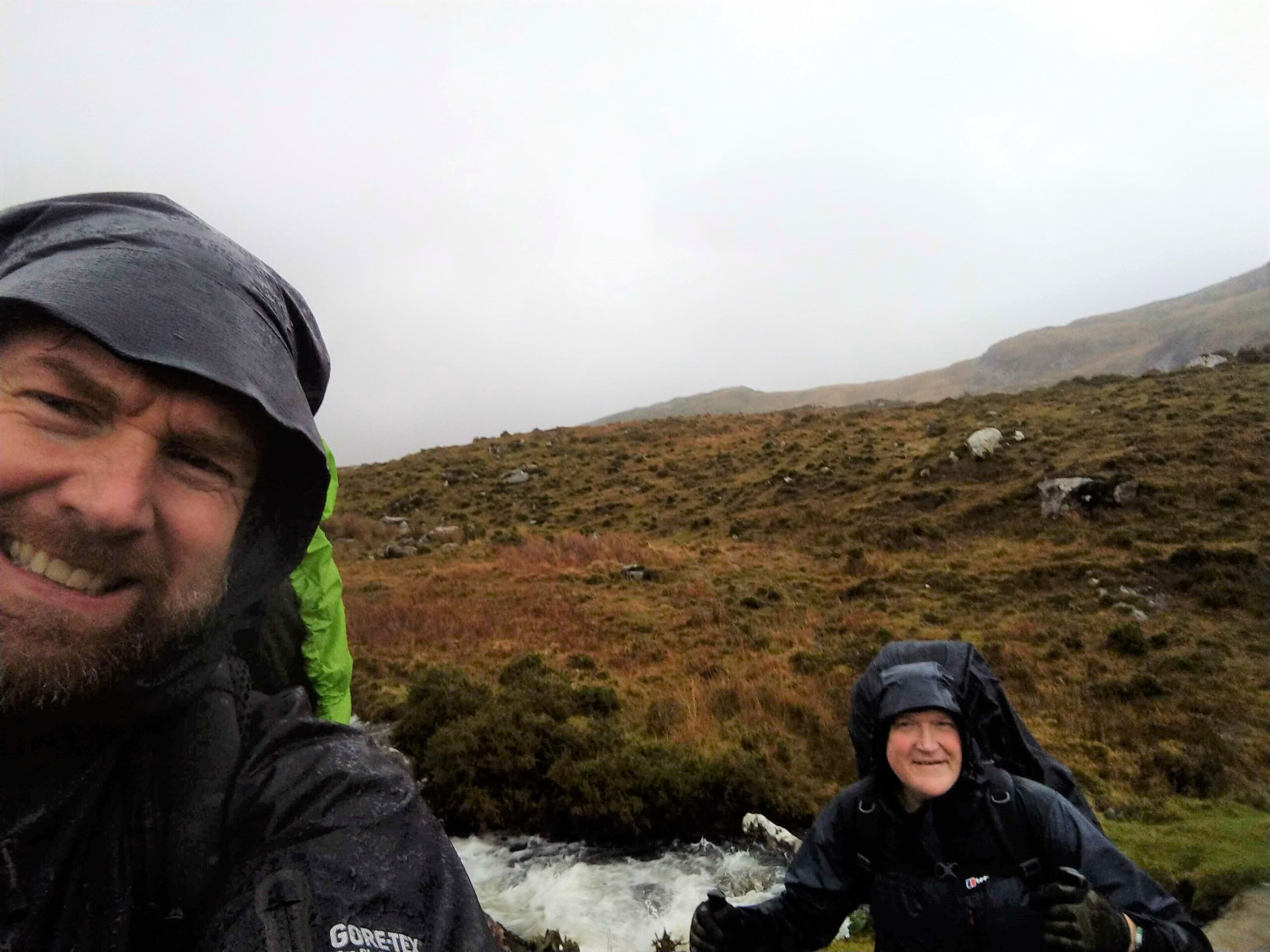 Fundraiser Karl completes epic challenge for North Wales abuse charity