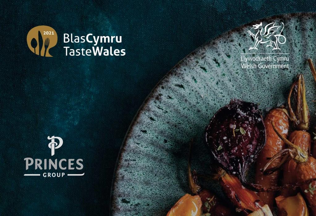 Princes announced as headline sponsor of BlasCymru/TasteWales 2021