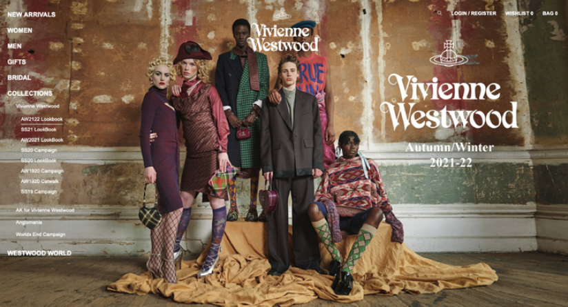Vivienne Westwood Selects Mapp to Deliver Customer Personalisation