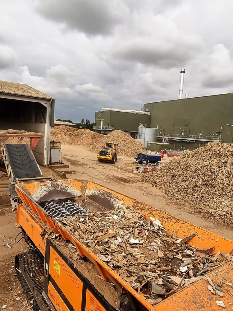 Finance firm doubles workforce and secures major investment for revolutionary recycling plant