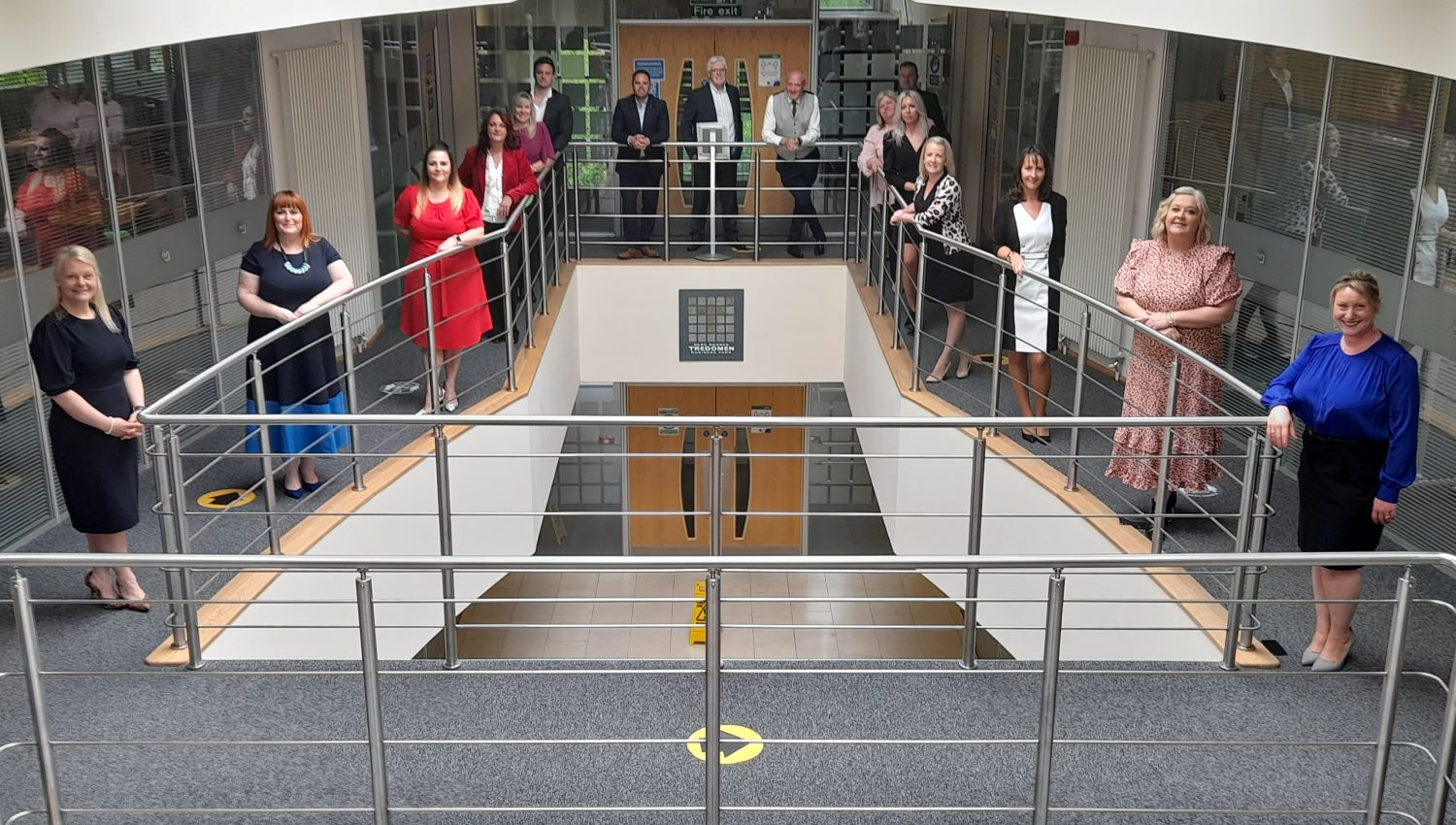 Educ8 one of 46 businesses recognised by HRH The Princess Royal for excellence in training and development in 2021