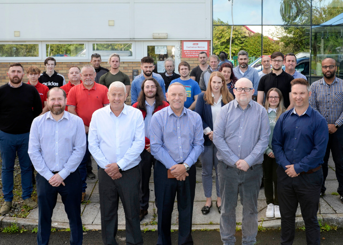 AB Glass celebrates 30 years of making a difference