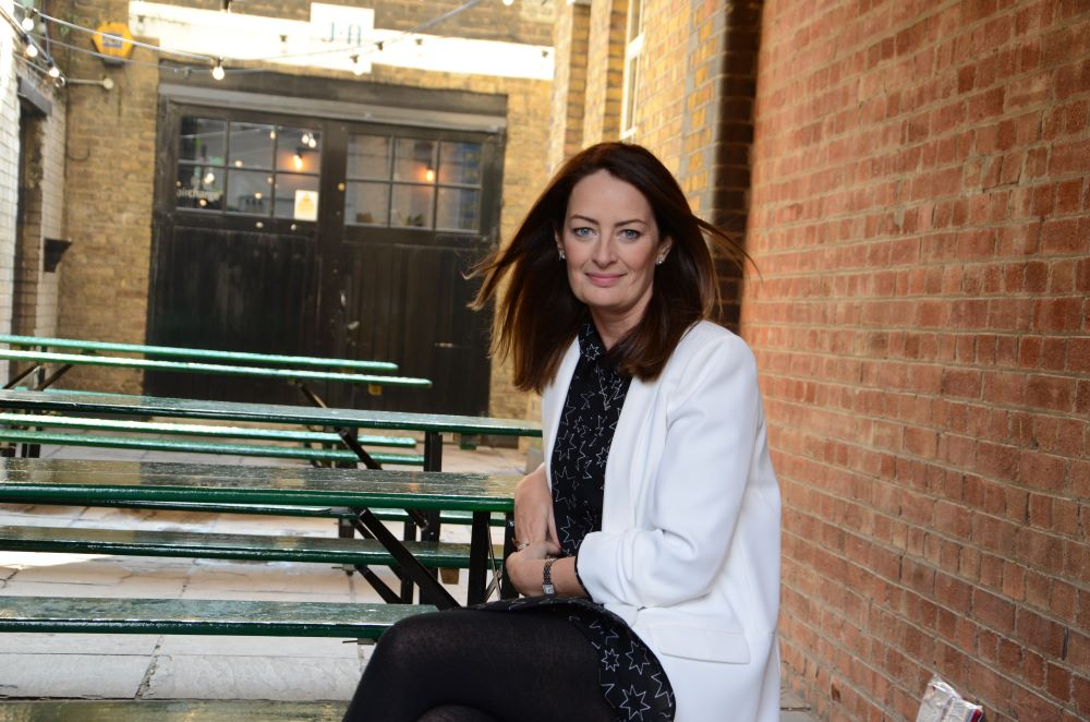 Talking Leadership: Karen Barrett, CEO of fintech platform Unbiased shares her start-up story