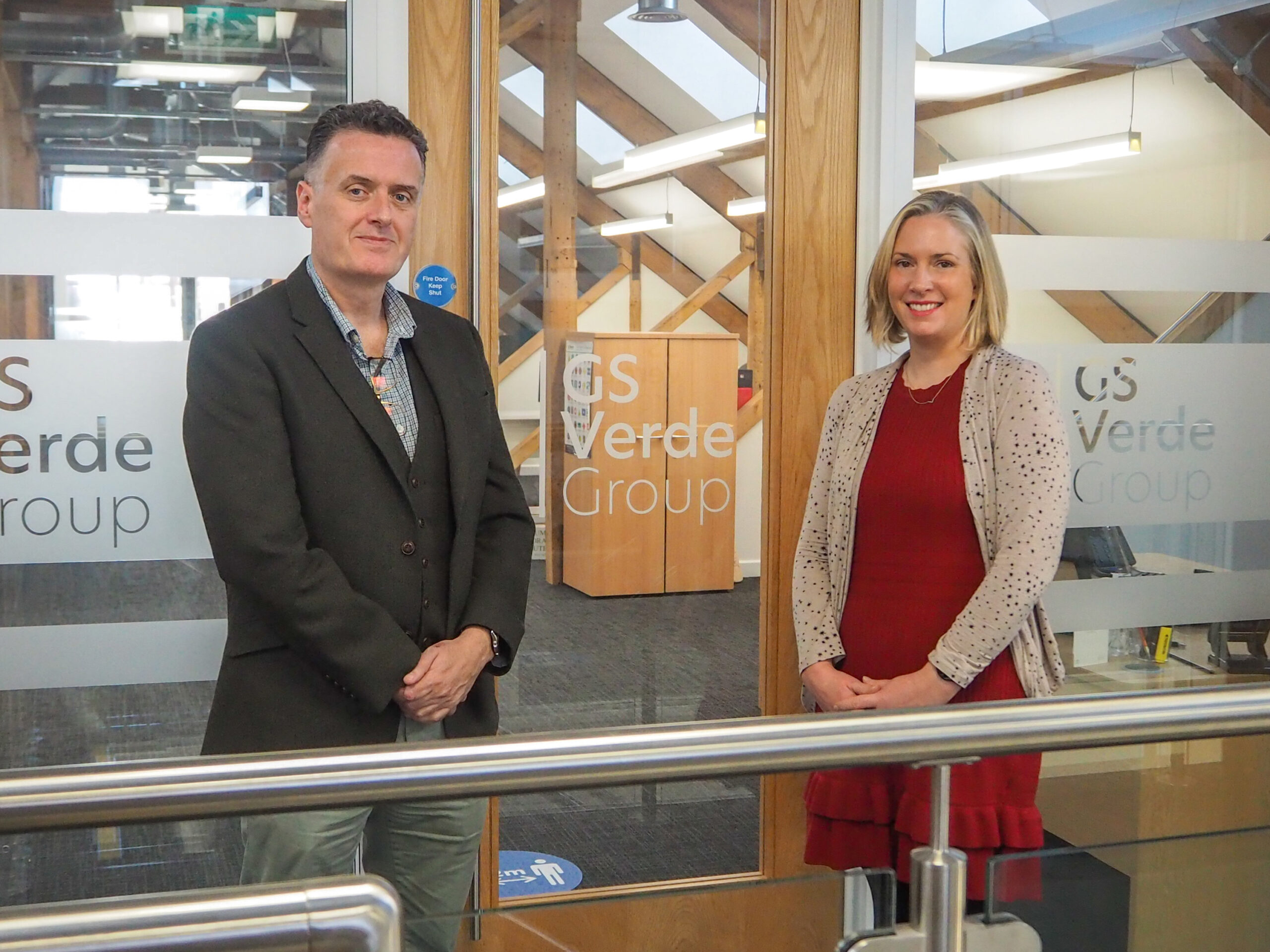 Director Appointment for GS Verde Group