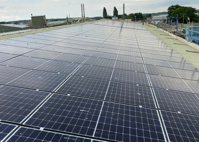 Renewable energy plan will save Sensient Technologies £1m+ on energy bills